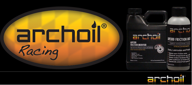 Archoil Racing Friction Modifiers